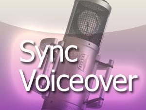 Hörproben – Synchron – Voiceover