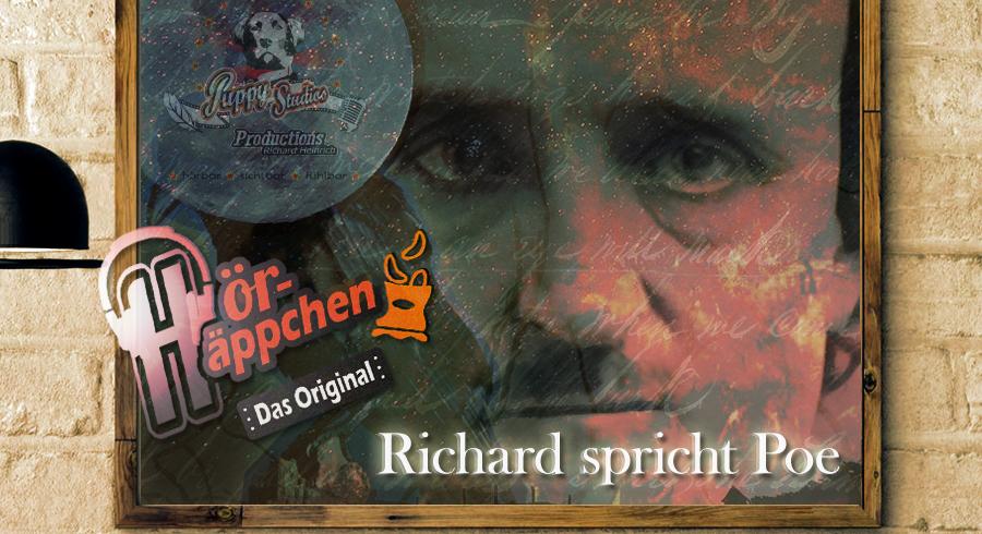 Halloween – Special – Richard spricht Poe – König Pest