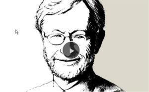 Podcast - Richard Heinrich als deutsche Stimme von Charles O'reilly