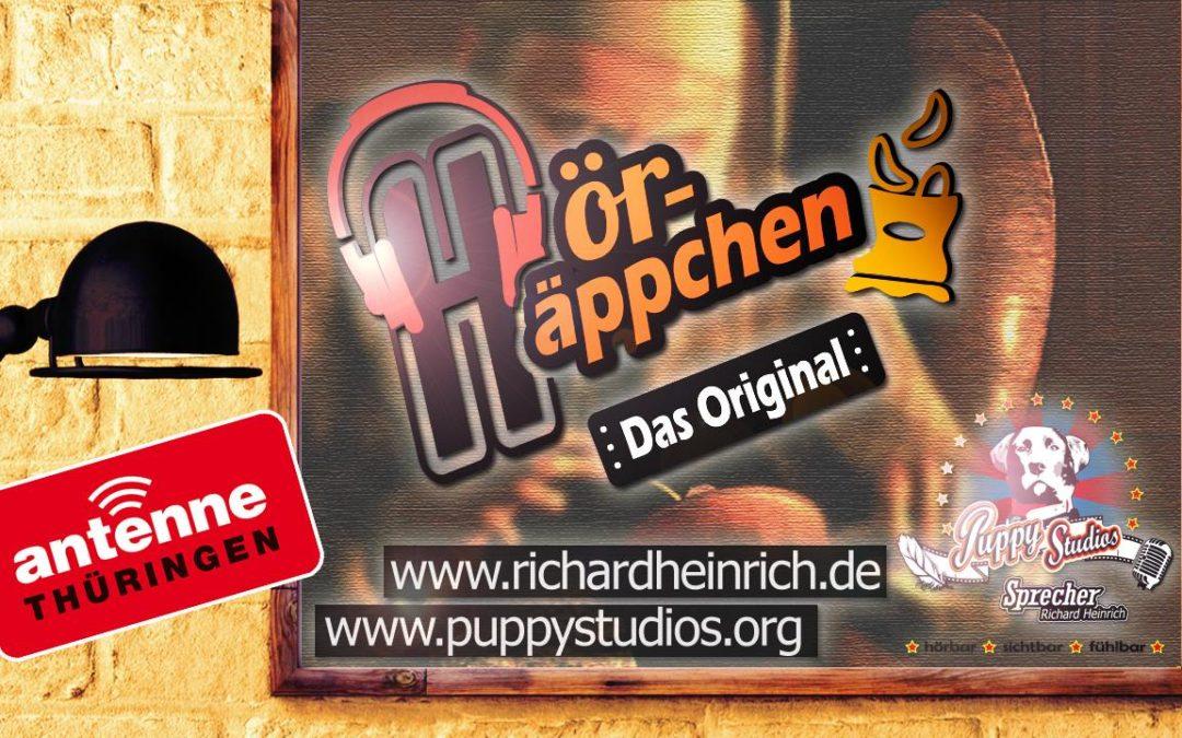 Hör-Häppchen | Das Original GOES Antenne Thüringen