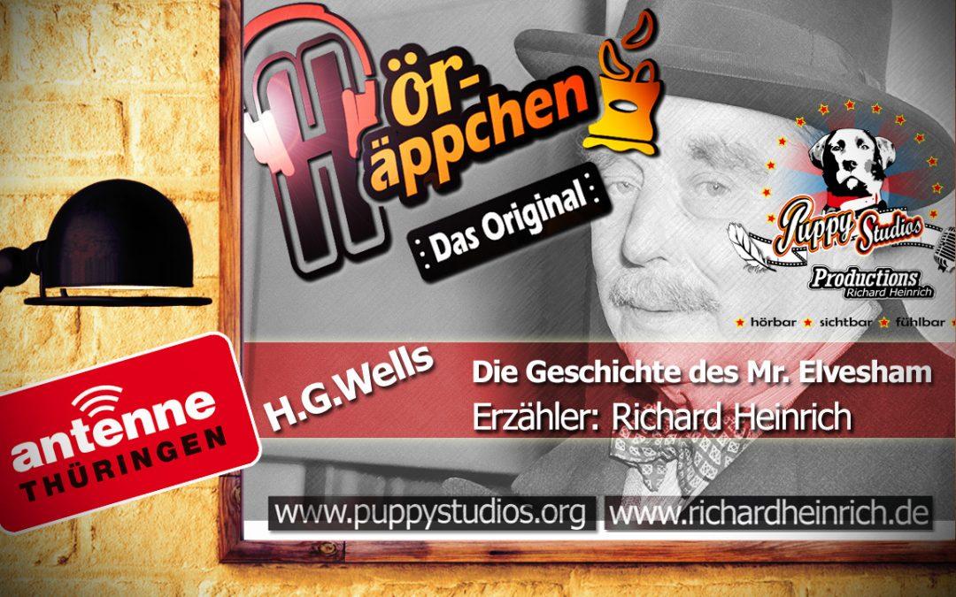 Die Geschichte des Mr Elvesham Podcast – Hör-Häppchen | Das Original auf ANTENNE THÜRINGEN