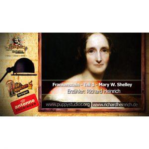 Hör-Häppchen auf Antenne Thüringen, Frankenstein - Mary Shelley