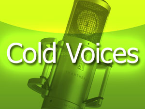 Cold Voices – Clean Voices – Nur meine Stimme