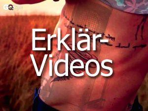 Sprecher für Erklärvideo