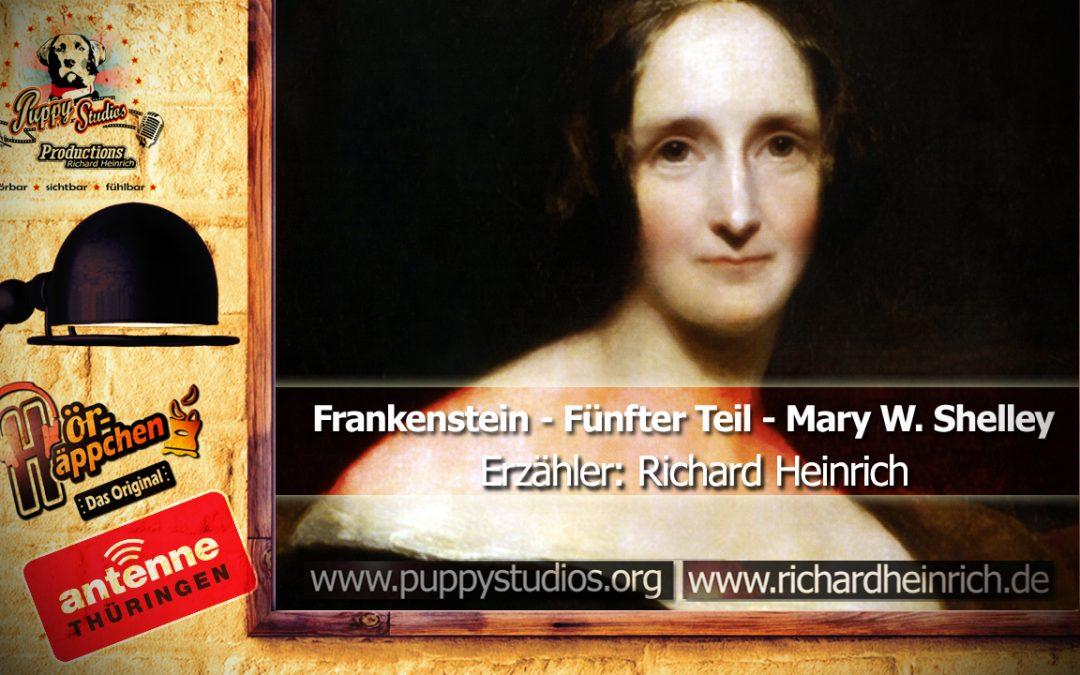Frankenstein – Fünfter Teil – Hör-Häppchen Gruselnacht auf ANTENNE THÜRINGEN